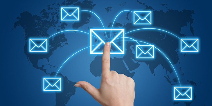 Send bulk emails for your business.